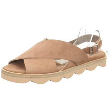 La Cabala Top Trends Sandaletten beige