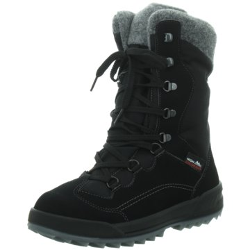 HIGH COLORADO Winterstiefel schwarz