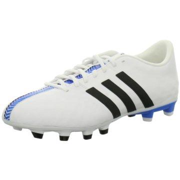 adidas FußballschuhPredator 18.3 FG Fußballschuhe weiß