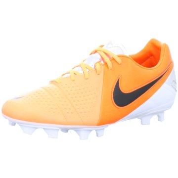 Nike Nocken-Sohle orange