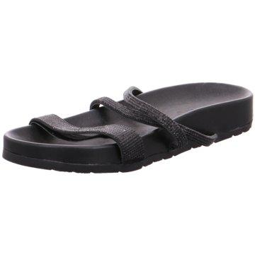 Inuovo Pool Slides schwarz