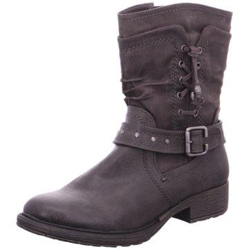Soft Line Biker Boot grau