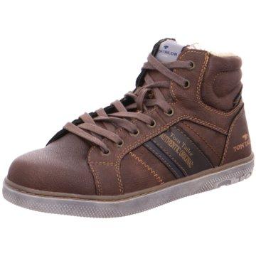 Pep Step Sneaker High braun