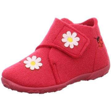 Hengst Footwear Kleinkinder Mädchen rot