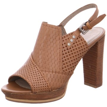 SPM Shoes & Boots Top Trends High Heels braun