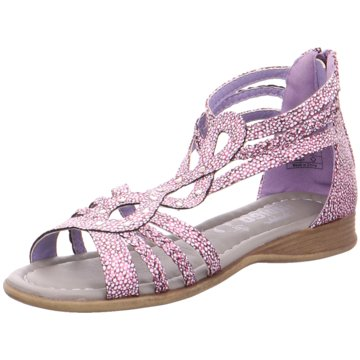 Softwaves Riemchensandalette rosa