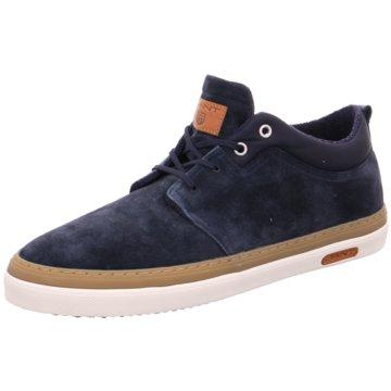 Gant Sneaker Low blau