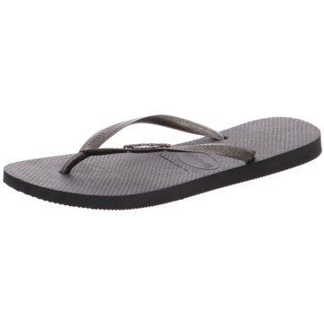 Havaianas Offene Schuhe schwarz
