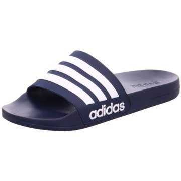 adidas BadelatscheADILETTE SHOWER blau