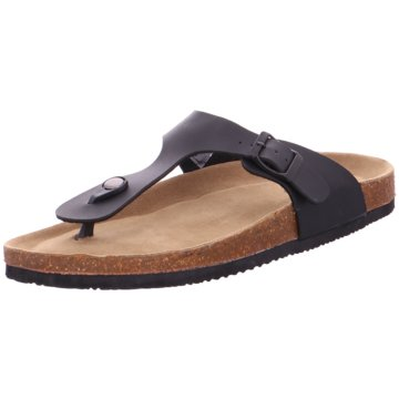 Hengst Footwear Zehentrenner schwarz