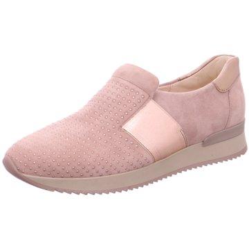 Gabor Sportlicher Slipper rosa