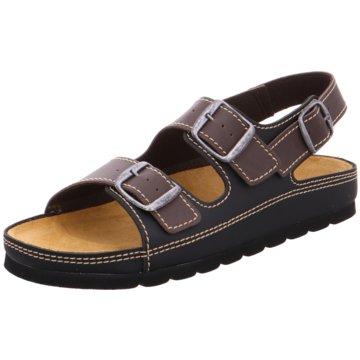 Big Dream Komfort Schuh braun