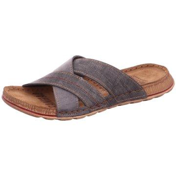 Montega Komfort Schuh braun