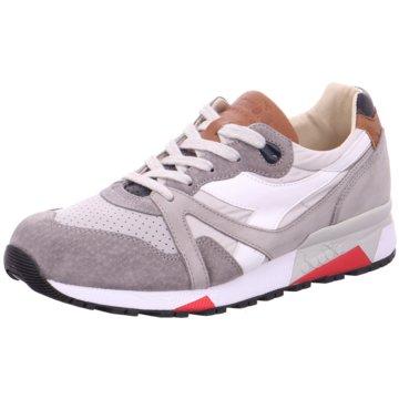 Diadora Sneaker Low grau