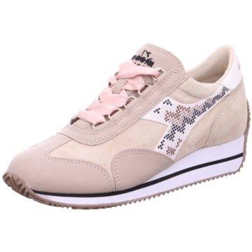 Diadora Top Trends Sneaker beige