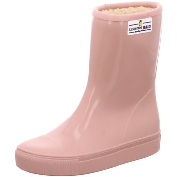 Lemon Jelly Gummistiefel rosa