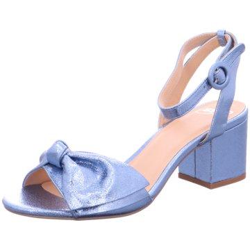 SPM Shoes & Boots Sandalette blau