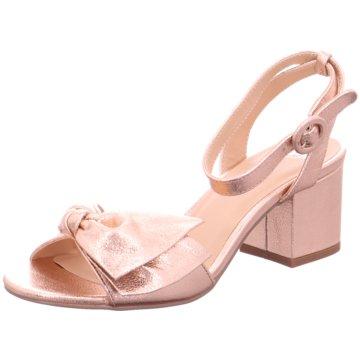 SPM Shoes & Boots Riemchensandalette gold