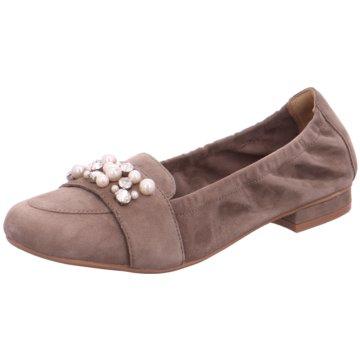 SPM Shoes & Boots Ballerina braun