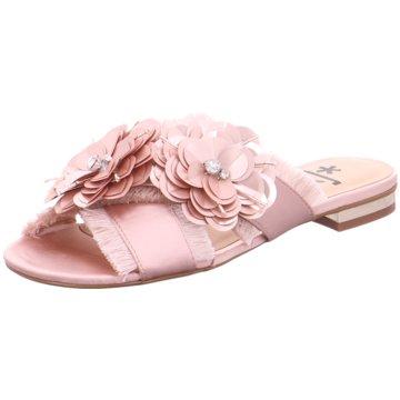 xyxyx Klassische Pantolette rosa