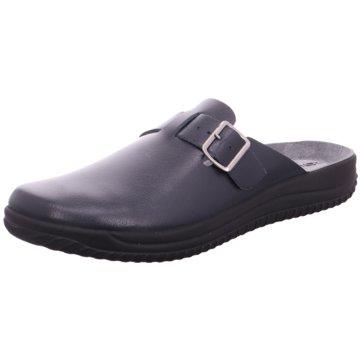 Rohde Komfort Schuh blau