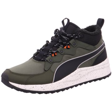 Puma Sneaker High grün