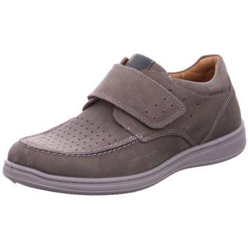 Jomos Komfort Slipper grau