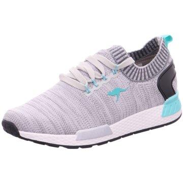 KangaROOS Sneaker World grau