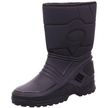 Geka Komfort Stiefel schwarz