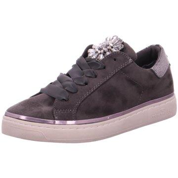 Pep Step Sneaker Low grau