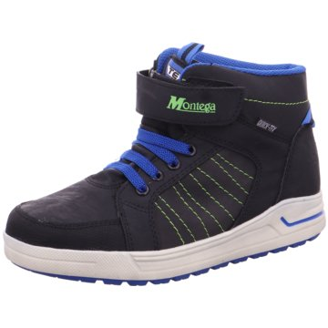 Supremo Sneaker High schwarz