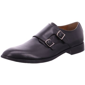 Gordon & Bros Business Slipper schwarz