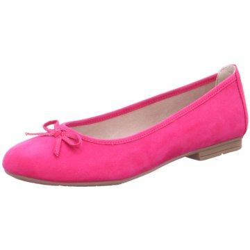 Jana Klassischer Ballerina pink