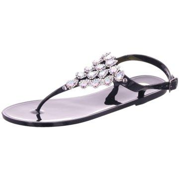 Buffalo Top Trends Sandaletten schwarz