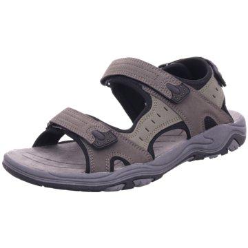 Hengst Footwear Sandale grün
