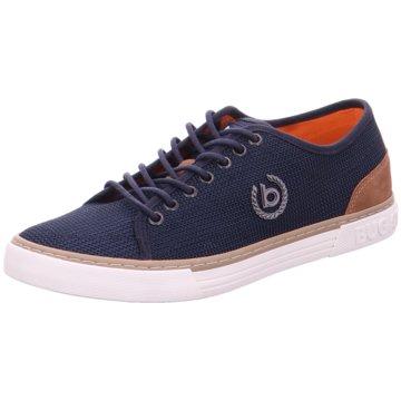 Bugatti Sneaker LowDrome blau