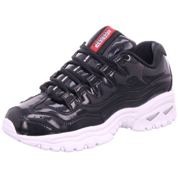 Skechers Sneaker LowEnergy Thriller Knight schwarz