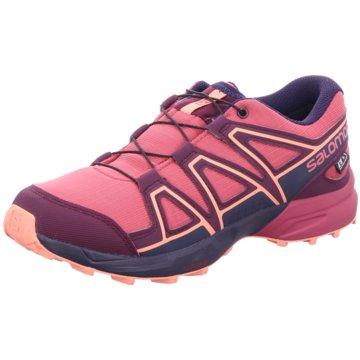 Salomon Running - L40654600 pink