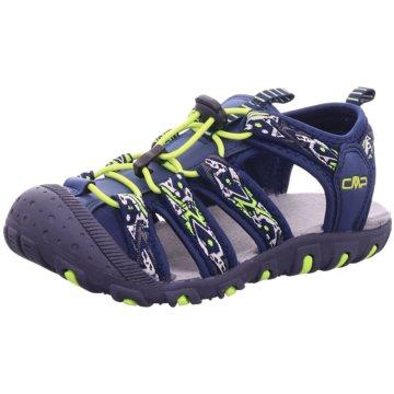 CMP Offene SchuheKIDS SAHIPH HIKING SANDAL - 30Q9524 blau