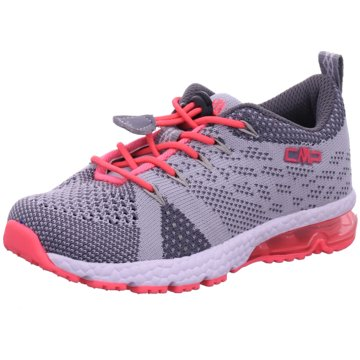 CMP RunningKIDS KNIT FITNESS SHOE - 38Q9894 grau