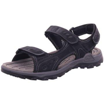 Tom Tailor Sandale schwarz