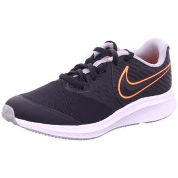 Nike Sneaker LowNike Star Runner 2 Big Kids' Running Shoe - AQ3542-008 schwarz