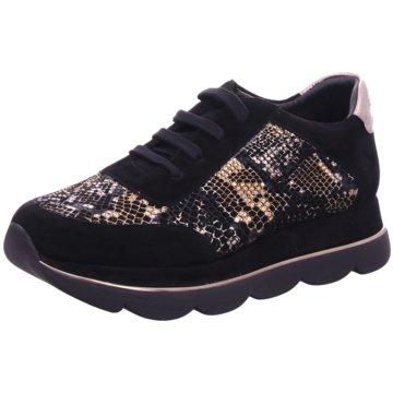 CAFèNOIR Sneaker Low schwarz