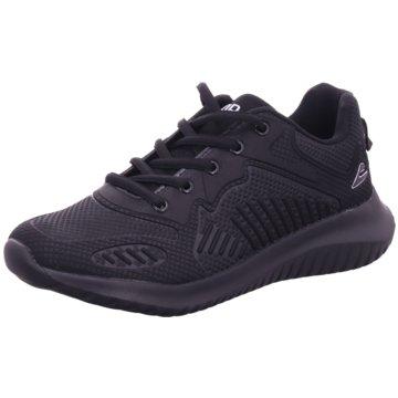Hengst Footwear Sportlicher Schnürschuh schwarz