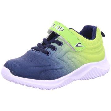 Hengst Footwear Sportlicher Schnürschuh blau