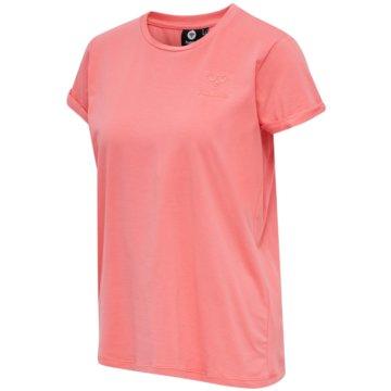 Hummel T-ShirtsHMLISOBELLA T-SHIRT S/S - 203049 rosa