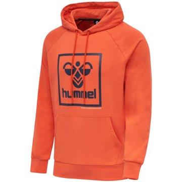 Hummel HoodieshmlISAM HOODIE - 206521 rot
