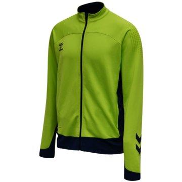 Hummel SweatshirtshmlLEAD POLY ZIP JACKET - 207399 gelb