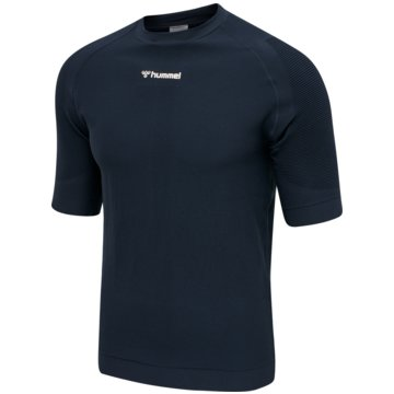 Hummel T-ShirtsCUBE SEAMLESS T-SHIRT - 210337 blau