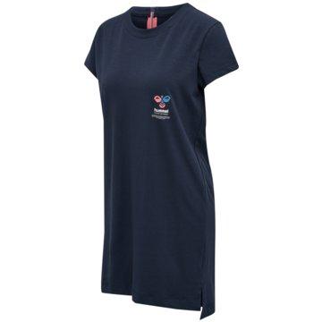Hummel KleiderhmlNORISSA DRESS - 210434 blau